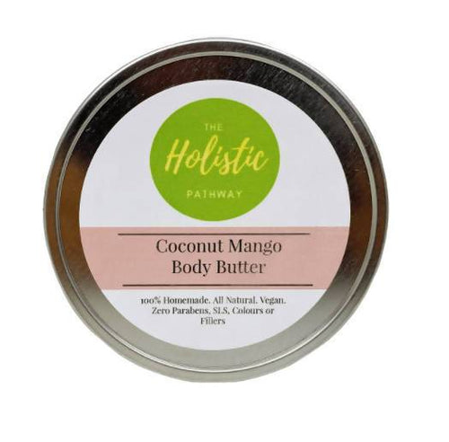 Coconut Mango Body Butter The Holistic Pathway