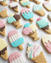 Load image into Gallery viewer, Custom Treats The Cookie Gallery PARLOR