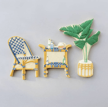 Load image into Gallery viewer, Custom Treats The Cookie Gallery Capri Bistro Set