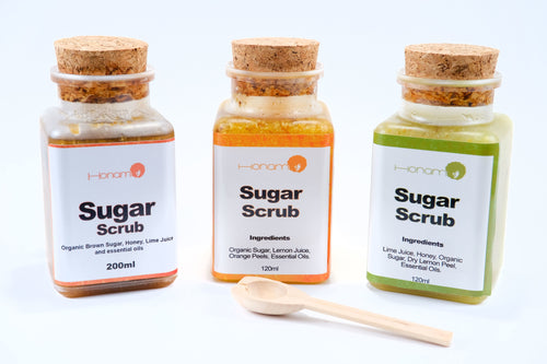 Sugar Scrubs - 200ml