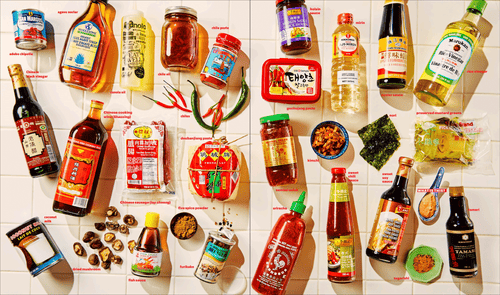 The Home Cook's Starter Asian Pantry Pack