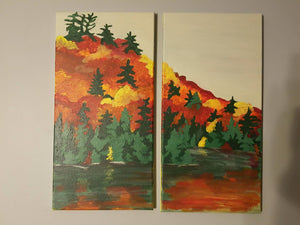 Fabulous Fall Colourscapes by Wendy