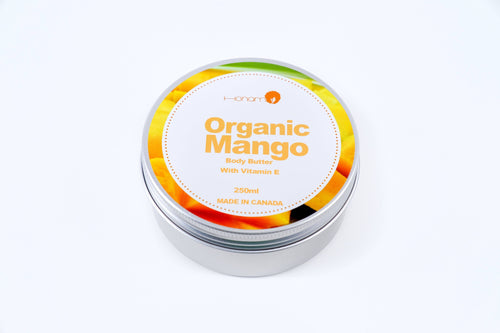 Mango butter with Vitamin E