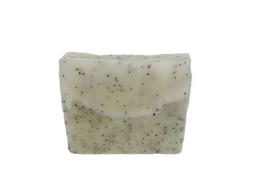 Lemon Poppyseed Soap Bar The Holistic Pathway