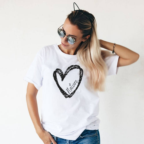 In Love With Nature Tee