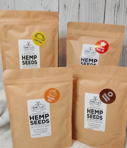 Flavoured Hemp Seeds