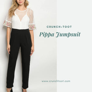 Pippa Jumpsuit CRUNCH+TOOT