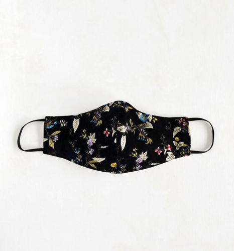 Romantic Floral Masks that Support a Cause The Loved One Floral Print