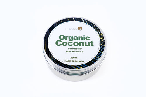 Coconut butter with Vitamin E