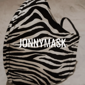 Stay safe in style with Cotton Masks JonnyMask