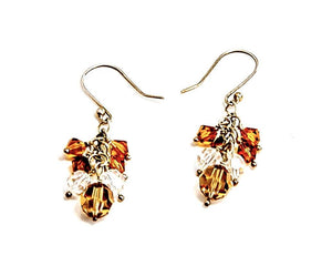 Swarovski Crystal Earrings Pret-A-Porter Jewels