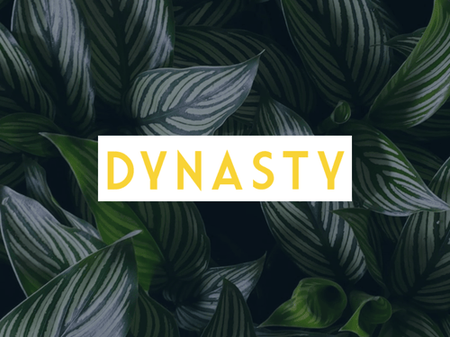 Toronto-Based Botanical Boutique Dynasty