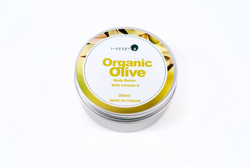 Olive Butter with Vitamin E