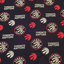 Load image into Gallery viewer, Unique Handmade Cloth Masks Liberty Boutique Toronto Raptors