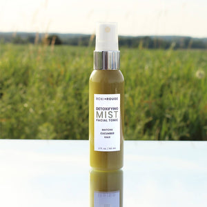 Detoxifying Facial Tonic Mist