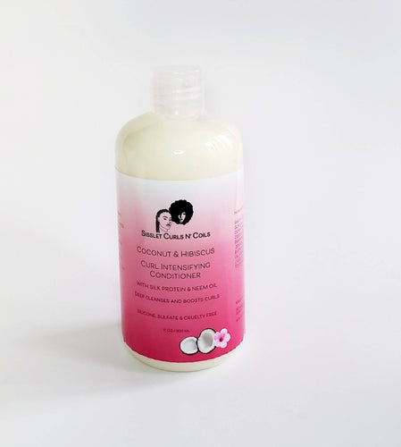 Coconut & Hibiscus Conditioner