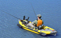 Advanced Elements Unisex Adult StraitEdge Angler Kayak - Yellow,