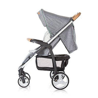 Chipolino Baby Stroller and Carry Cot Avenue, Grey