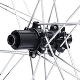 Crank Brothers Iodine 3 Wheelset, Black/Silver, 27.5-Inch