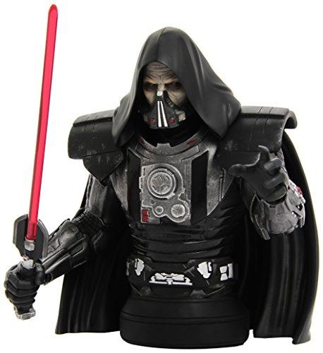 Gentle Giant Star Wars Bust 1/6 Darth Malgus Gen T80312 – 20 cm