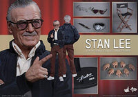 Hot Toys HT902580 Stan Lee Collectible Figure