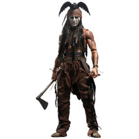 Hot Toys Movie Master Piece - The Lone Ranger: Tonto 1/6 Scale Collectible Figure