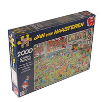 Jan van Haasteren - Championship Football (2000 pieces)