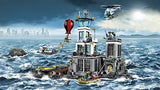 LEGO 60130 City Police Prison Island Building Toy