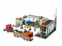 LEGO City 7642 Garage
