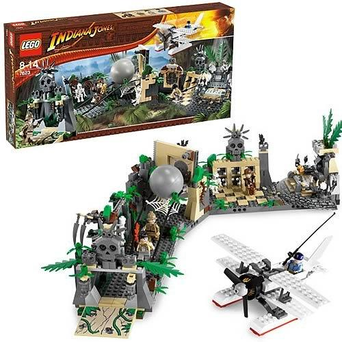 LEGO Indiana Jones 7623 Temple Escape