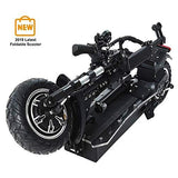 LIRUI Electric Scooters, Adult 2400W Motor Max Speed 75km/h Double Drive 10.5 Inch Off-road CST Tire Folding Commuting Scooter 48V 24Ah Battery