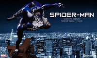 Marvel Spider-Man 'Symbiote Costume' Premium Format Figure by Sideshow Collectibles