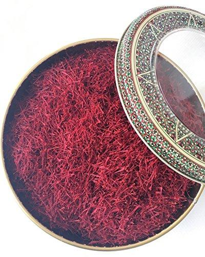 """Negin Saffron"" Special Grade Royal Quality Saffron; 100% Authentic (100 Grams)"