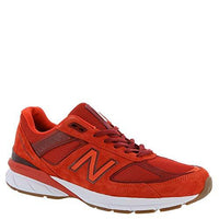 New Balance mens 990v5 Red Size: 12.5 UK