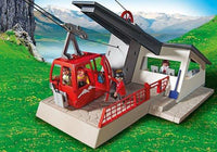 Playmobil 5426 Country Alpine Mountain Cable Car