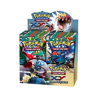 Pokemon XY3 Furious Fists Booster (36 Pieces)