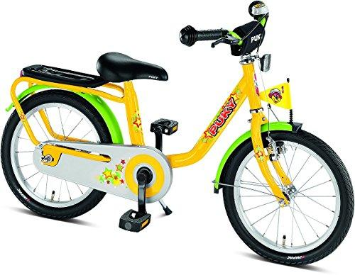 Puky Z8 kid's bike yellow 2016 childrens bike