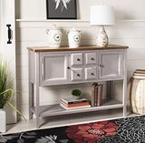 Safavieh American Homes Collection Charlotte Sideboard, Grey