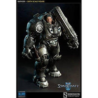 Sideshow Collectibles 15.5 Scale Raynor Terran Space Marine Statue