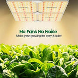 Spider Farmer SF-4000 LED Grow Lights with SAMSUNG Chips and Dimmable Mean Well Driver, Full Spectrum 3000K 5000K 660nm IR Commercial Grow Lights for Indoor Plants Veg and Flower (1212pcs LEDs)