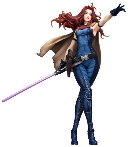 Star Wars Artfx Bishoujo Mara Jade 1/7 Scale PVC](Japan Import)