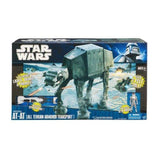 Star Wars Super Deluxe Imperial At-at (all Terrain Armored Transport)