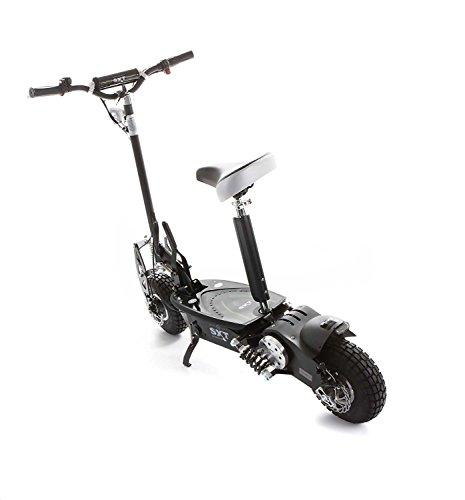 SXT 1000 Turbo SXT Scooter Electric Scooter Adult Unisex, Black