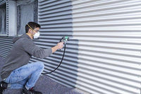 Wagner Airless ControlPro 350 R Paint Sprayer for Wall & Ceiling/Wood & Metal paint - interior and exterior usage, covers 15 m² in 2 min, 110 bar, adjustable spray pressure, 15 m hose