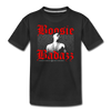 Youth Boosie Lyrics T-Shirt - black