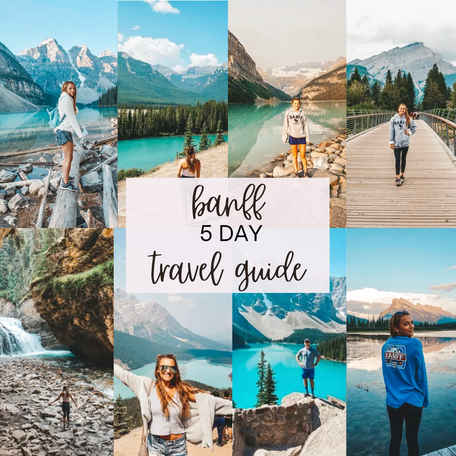 Banff Travel Guide - Complete 5 Day Itinerary