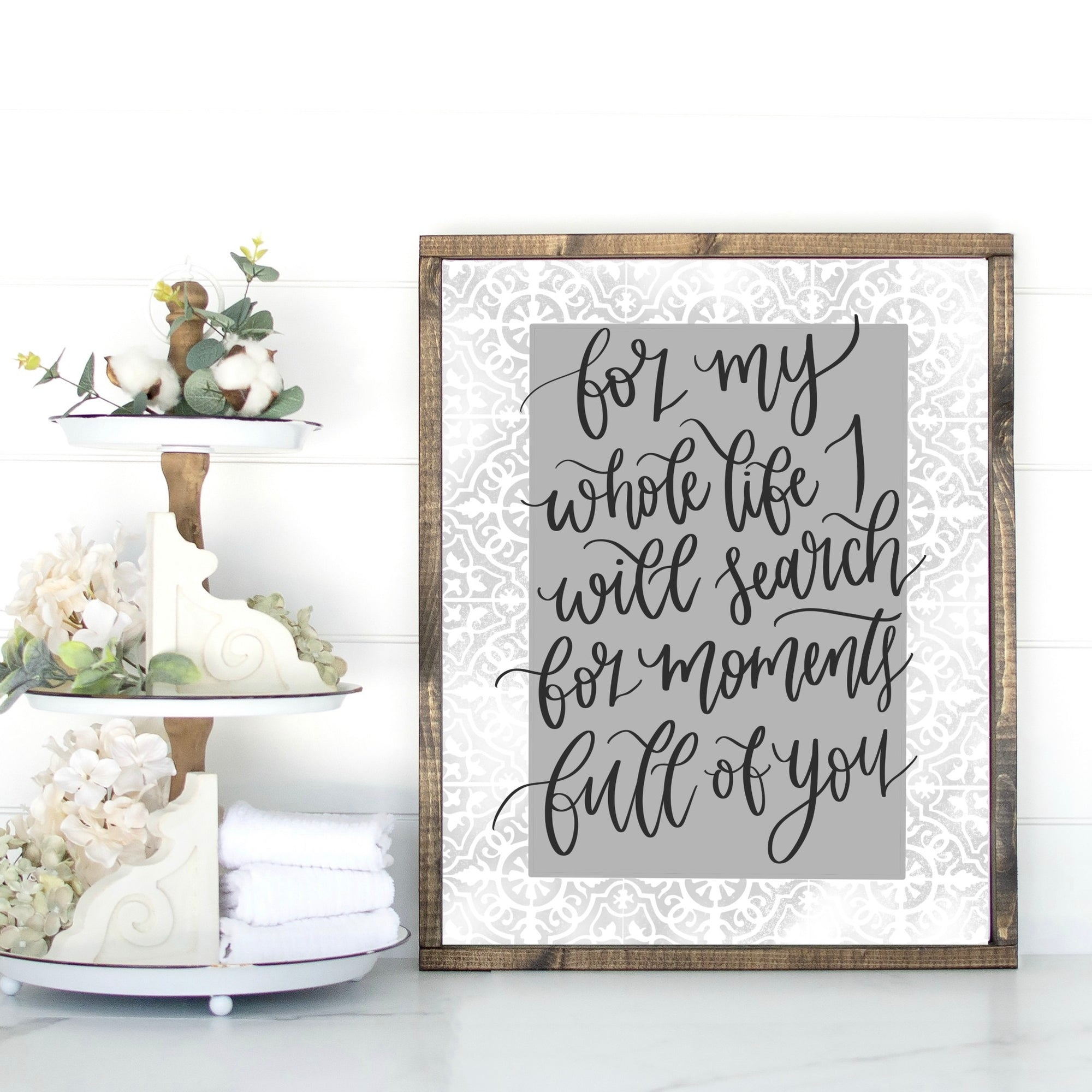 Moments Full Of You Print