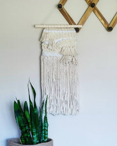 Natural Woven Wall Hanging