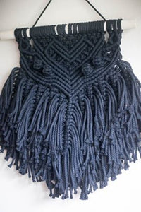Layered Macrame Wall Hanging