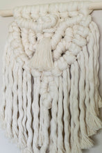 Load image into Gallery viewer, Chunky Macrame Wall Hanging